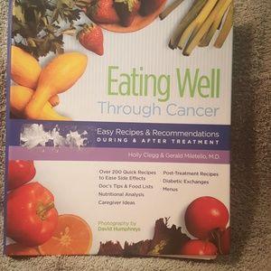 EATING WELL THROUGH CANCER-EASYRECIPES W/TREATMENT